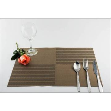 Customized for Pvc Placemat, Pvc Dining Mat, Pvc Table Mat, PVC Mat Supplied by the Manufacturer Business dining PVC table mat export to Netherlands Wholesale