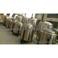 Stainless Steel Electric Heating Liquid Mixing Tank With Agitator,Price Of Liquid Soap Making Machine
