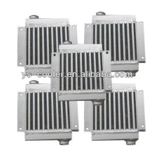 Schraubenkompressor Wärmetauscher / Hydraulikölkühler