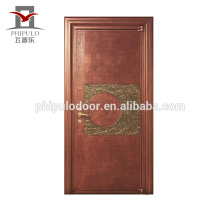 High quality external bullet proof security door