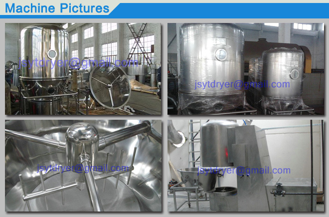 Good Quality Acesulfame Potassium Fluid Bed Dryer