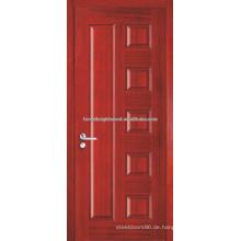 Vollständigen Satz geformt Tür mit Rahmen und Gehäuse