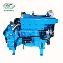 HF-4108 4-cylinder 90hp marine engine