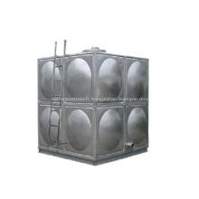 Réservoir d'eau de qualité alimentaire en acier inoxydable 304