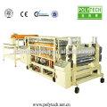 ISO CE Standard PVC Glazed Tile Palstic Machine ,PVC Plastic Tile Production Line For Exported