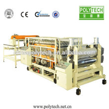 Equiped With Ridge Tile Max. Haul-off Power 20KN Roof Tile Extruder/Extrusion Line