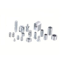 Zinc Plating Metal Machining Joint