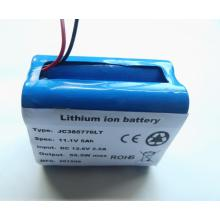 China Factories for Adjustable Power Supply high temperature military battery  pack 11.1V 5Ah supply to India Factory