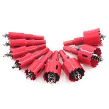 Serra de orifício para ferramenta de corte de aço inoxidável