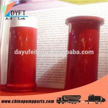 China dn100- dn80 tubo de redução da bomba de concreto