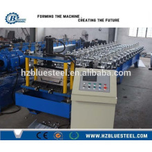Flat Lock Panel Sheet Tile Roll Forming Machine