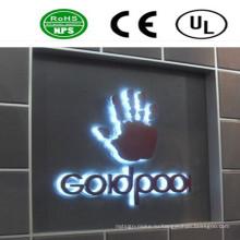 Светодиодной световой знак письма канала