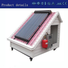 300L split pressurized solar water heater system