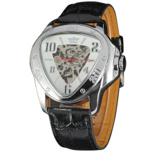 triangle wrist watch for men automatic mechanical movement