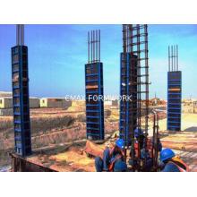 Custom SF63 Rectangle / Square Concrete Column Formwork Wit