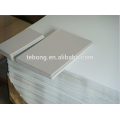 Coated aluminum sheet metal sublimation business card