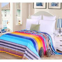 дешевые фланелевое / коралловое руно одеяло