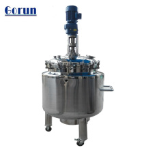 Mixing Tank Fruit Juice Mixing Machine