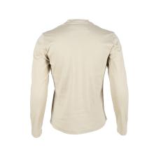 Camisa del taladro de los hombres del algodón ignífugo para la ropa de trabajo