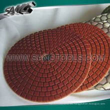 Cubierta de pulido de mármol y de granito (SG-085)