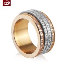 Peça feita à máquina CNC de galvanização personalizada do relógio do diamante