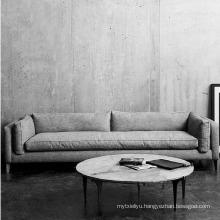 Modern Leisure Small Living Room Fabric Sofa