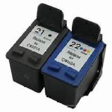 Compatible Inkjet Cartridge for HP 21