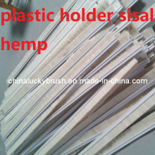 Plastic Holder Sisal Hemp for Sand Machine Brush (YY-330)
