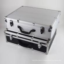 Boîte à outils en aluminium OEM Boîte à outils en métal personnalisée (KeLi-TOOL-2025)