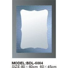 5mm Thickness Silver Glass Bathroom Mirror (BDL-6004)