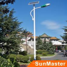 CE 30W LED luz de rua Solar