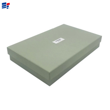 Cheap price for Cover And Tray Electronics Carton Wholesale Custom paper boxes template supply to Italy Importers