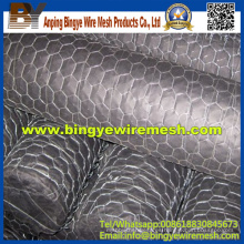 "1 ""Hot Dipped galvanizado Hexagonal alambre de Bingye"
