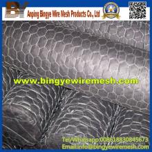 """1"""" Hot Dipped Galvanized Hexagonal Wire Mesh From Bingye"""