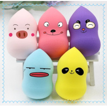 Cosmetic Sponge Round Puff Sponge Power Puff for Beauty Girl