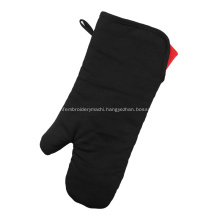 Grill Accessories Polyester Cotton Barbecue Mitt