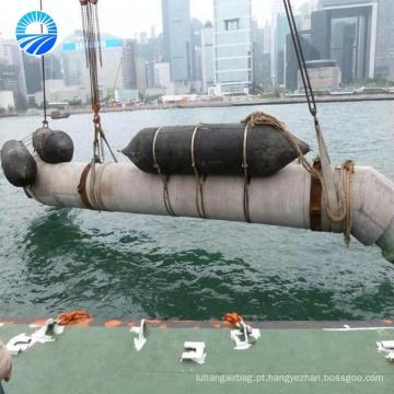 Airbags marinhos de borracha do salvamento pneumático do certificado do GV
