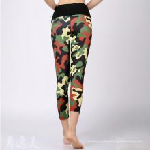 Heiße verkaufende Frauen-Yoga-Gamaschen-Übungs-Kleidung