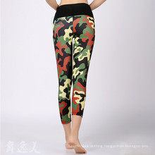 Hot Selling Womens Fitness Yoga Leggings Exercise Clothing