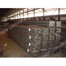 Trilhos de aço extrudado laminados a quente