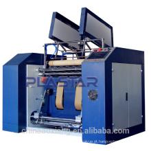 Máquina de rebobinamento automático de strech / cling / paper paper