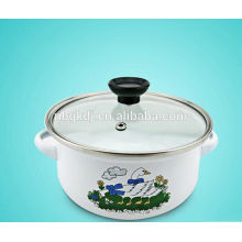 Non-stick cookware set for casserole soup or enamel pots  Non-stick cookware set for casserole soup or enamel pots