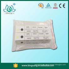 Tarjeta de indicador de esterilización a vapor médica de Shanghai