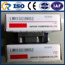 Guia linear para a máquina de gravura LWH15C1BHS2