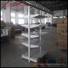 Yd-S3 Spanish Gondola Shelf/ Supermarket Wire Shelf Metal Layer Board and 5mm Metal Wire