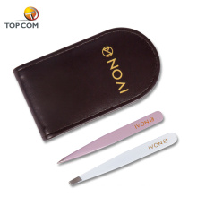 Hot 50 % discount eyelash extension eyebrow tweezers