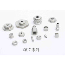 Steel / Iron / Aluminum Cnc Precision Machining Parts For Electronic Component