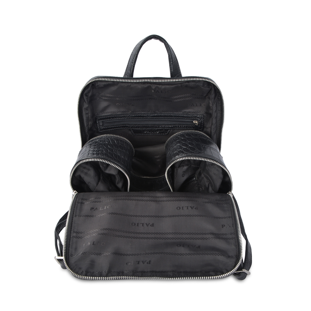 travelling Waterproof Laptop Leather Bag Fashion Backpack