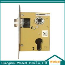 Cuerpo de la cerradura de puerta de seguridad de la puerta de madera / cerradura de puerta de mortaja