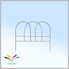 Qualitäts-Fabrik-Verkaufs-kleiner geschweißter Metalldraht-Ineinander greifen-Garten-Zaun